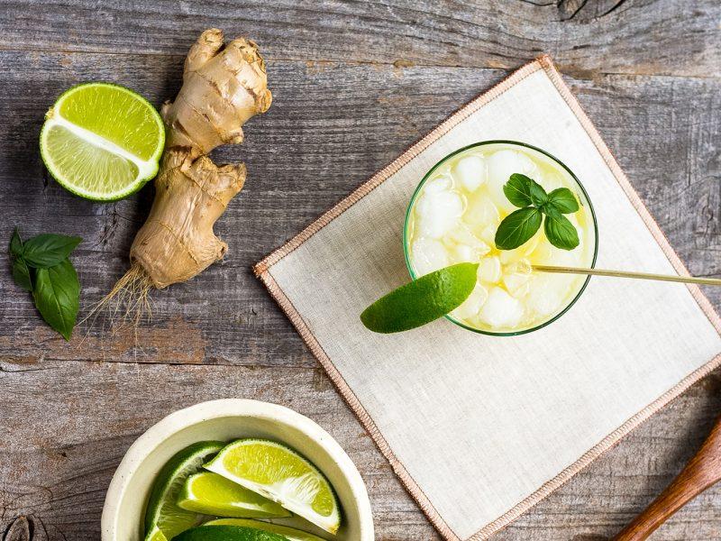 fresh ginger health benefits
