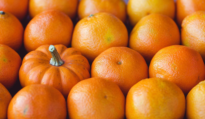 groente fruit uit het seizoen --