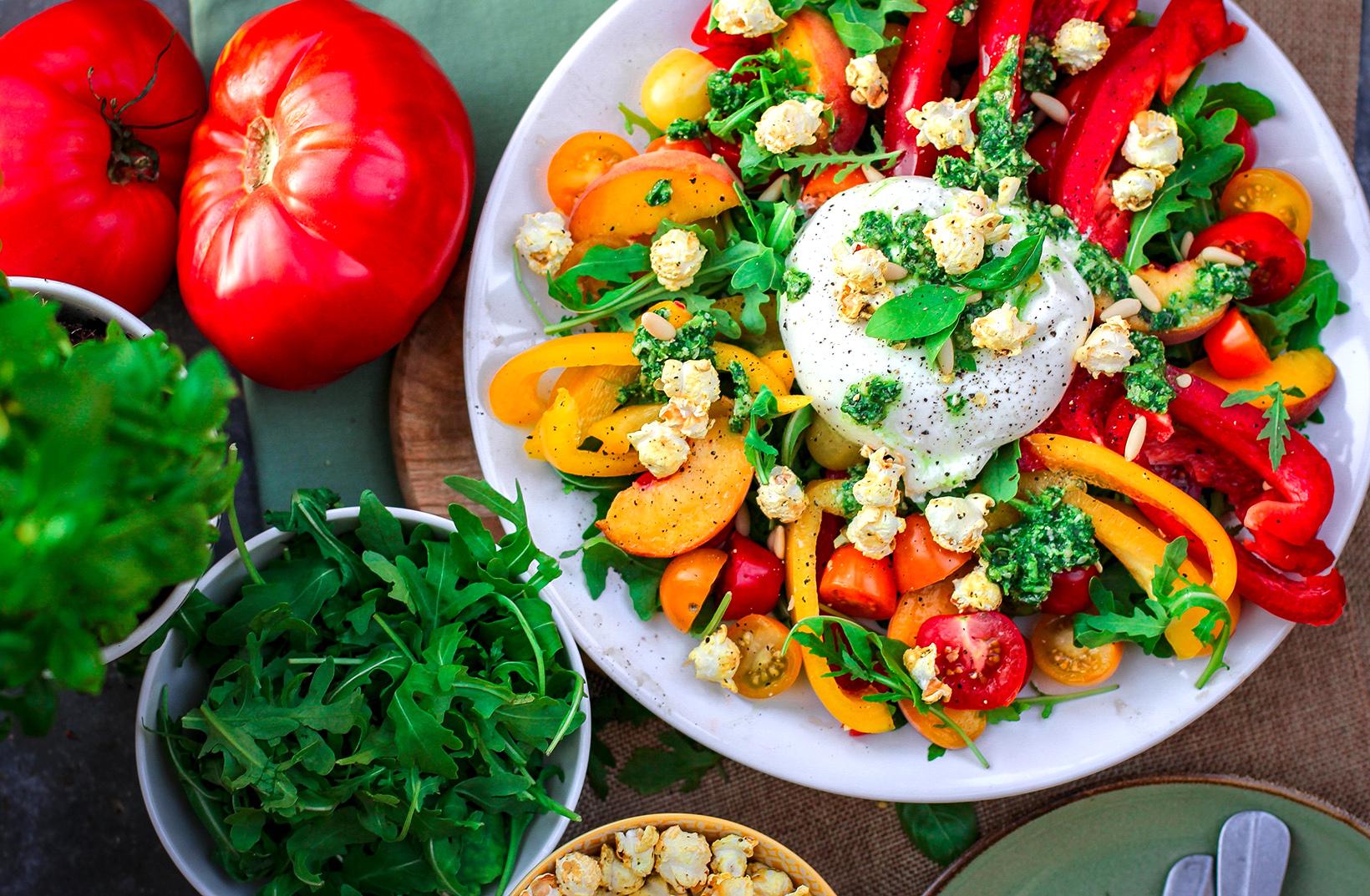 gezonde snacks -