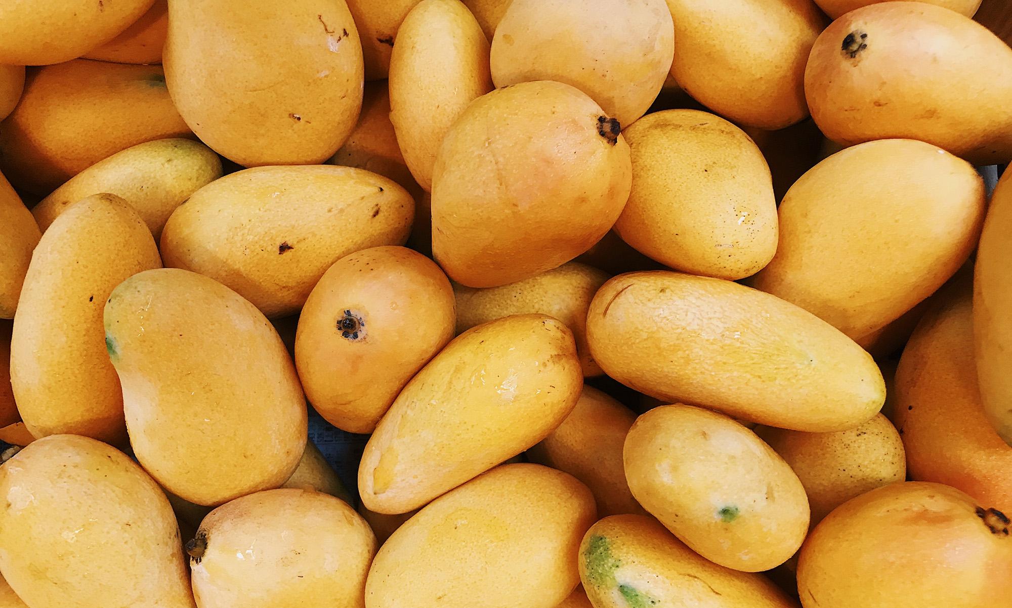 mango is gezond